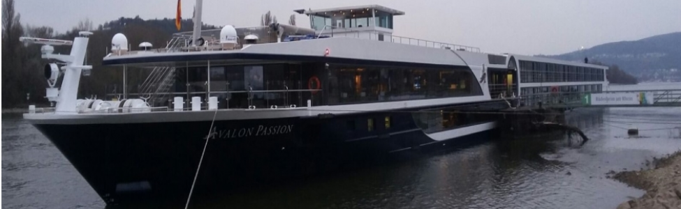 Successful delivery Avalon Passion
